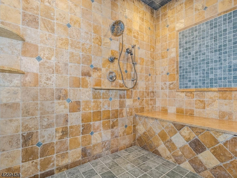 Steam shower creates an at home spa like experience that's both relaxing and therapeutic.