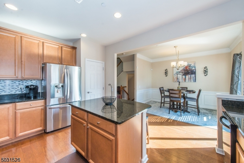 Exceptional counter space and room for gourmet cooks to enjoy time together