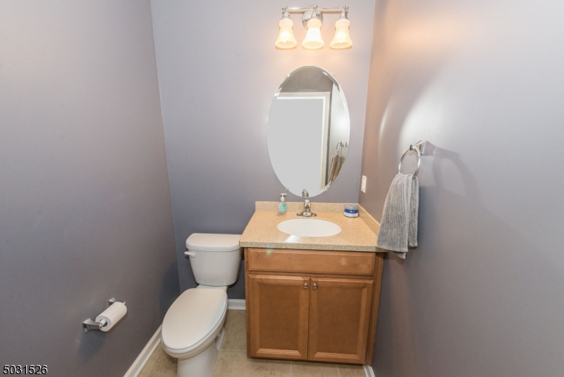 lower level powder room for guest/office/family room options
