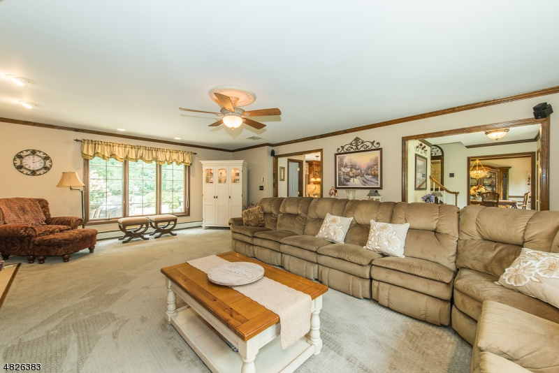 Space for everyone in this wonderful family great room....