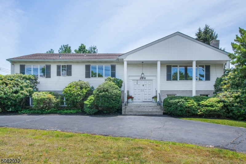 Located in the highly desirable Broadlawn section of Livingston, close to top notch schools, NYC transportation and fabulous shopping and restaurants, this fantastic 5 bedroom 3 bath home offers spacious living with endless possibilities!