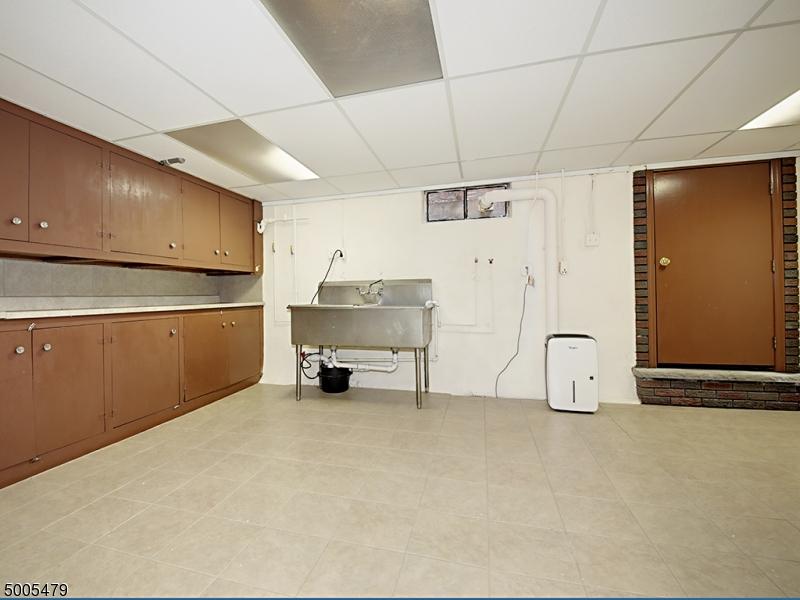 basement utility room