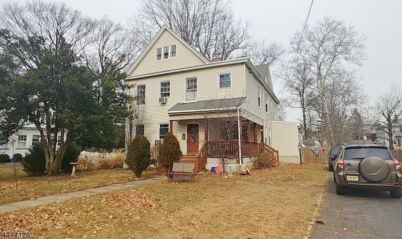 Property for sale at 345 Elm Ave, Rahway City,  NJ  07065