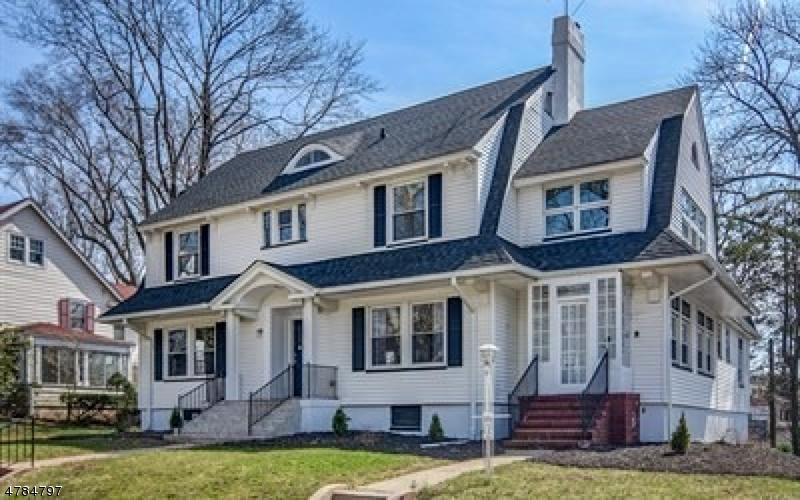 112 Connett Pl South Orange Village Twp., NJ 07079 - MLS #: 3453602