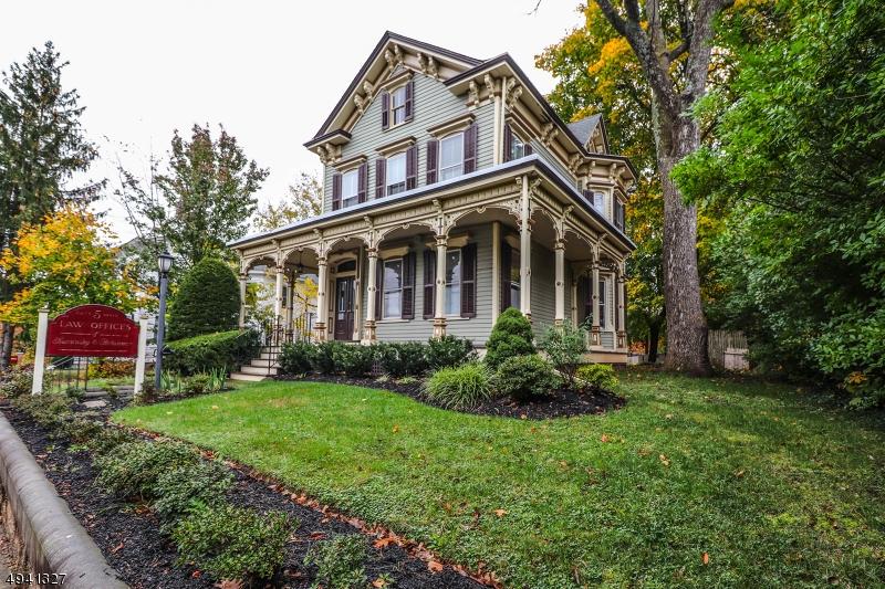 Photo of home for sale at 5 East Main, Flemington Boro NJ