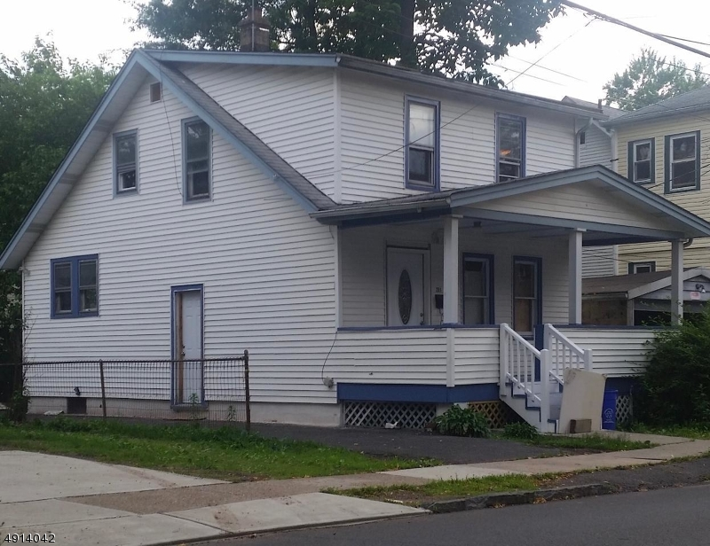 Photo of home for sale at 251 MADISON AVE, Irvington Twp. NJ