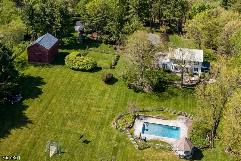 Photo of home for sale at 29 BEDENS BROOK RD, Montgomery Twp. NJ