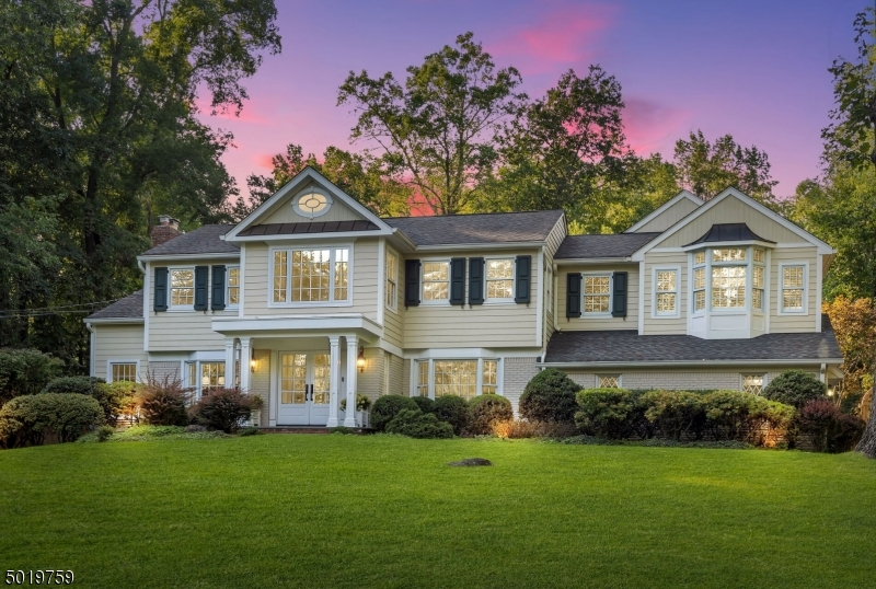 Photo of home for sale at 126 HAMPSHIRE HILL RD, Upper Saddle River Boro NJ