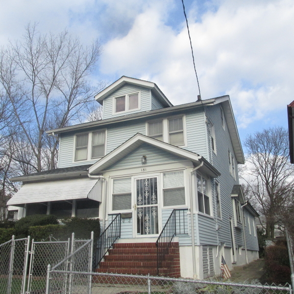 Photo of home for sale at 151 Summer Ave, Hillside Twp. NJ