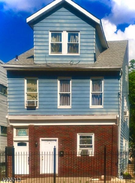 Photo of home for sale at 146 STUYVESANT AVE, Newark City NJ