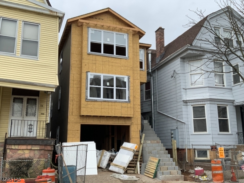 Photo of home for sale at 56 5TH ST, Newark City NJ