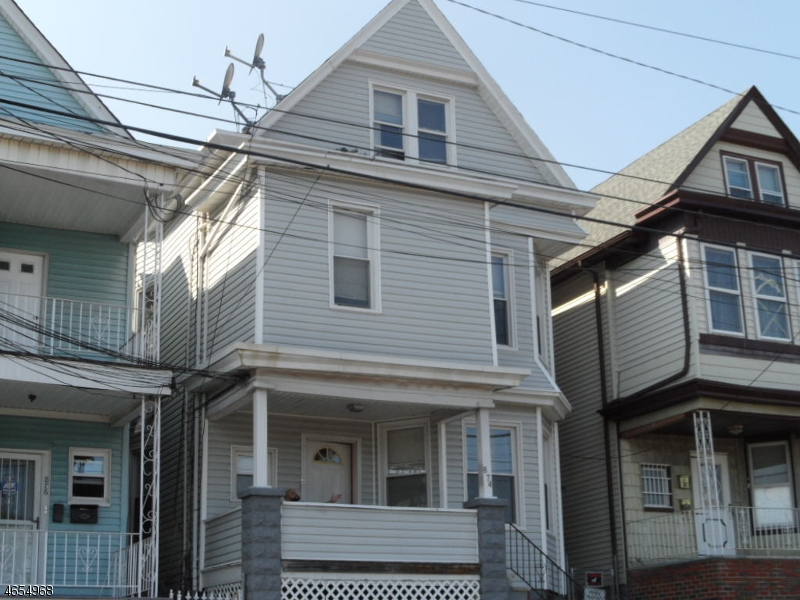 Photo of home for sale at 874 E 19th St, Paterson City NJ