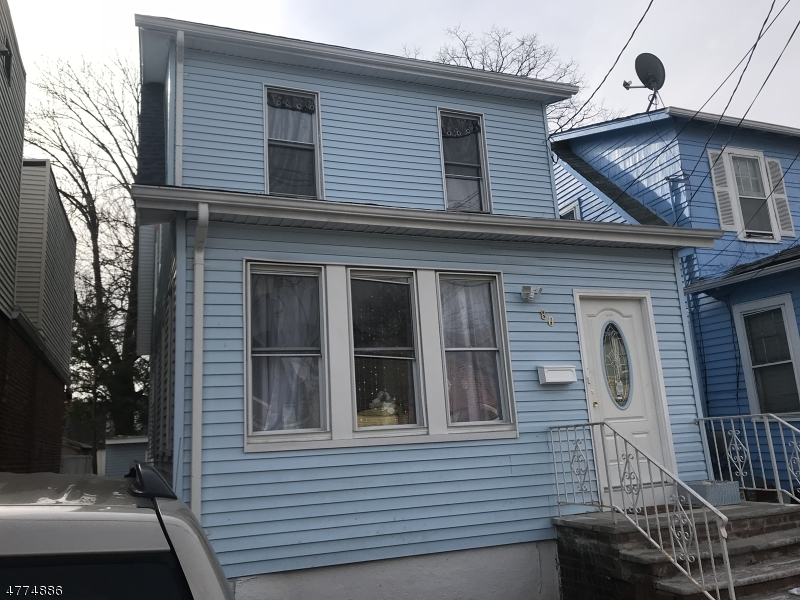 Photo of home for sale at 80 Paine Ave, Irvington Twp. NJ
