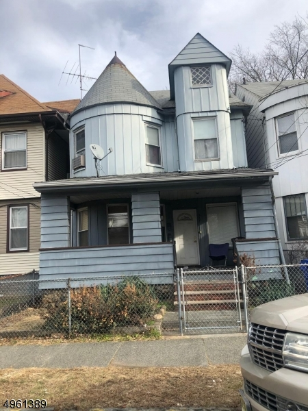 Photo of home for sale at 317 E 32ND ST, Paterson City NJ