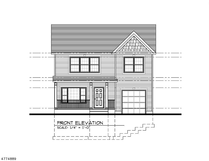 Photo of home for sale at 78 Lexington Ave, Edison Twp. NJ