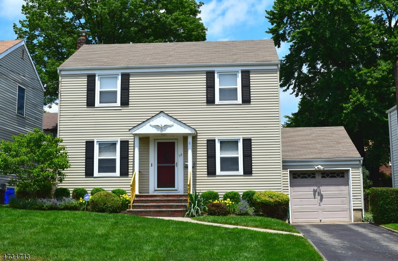 58 Darling Ave, Bloomfield Township, NJ 07003