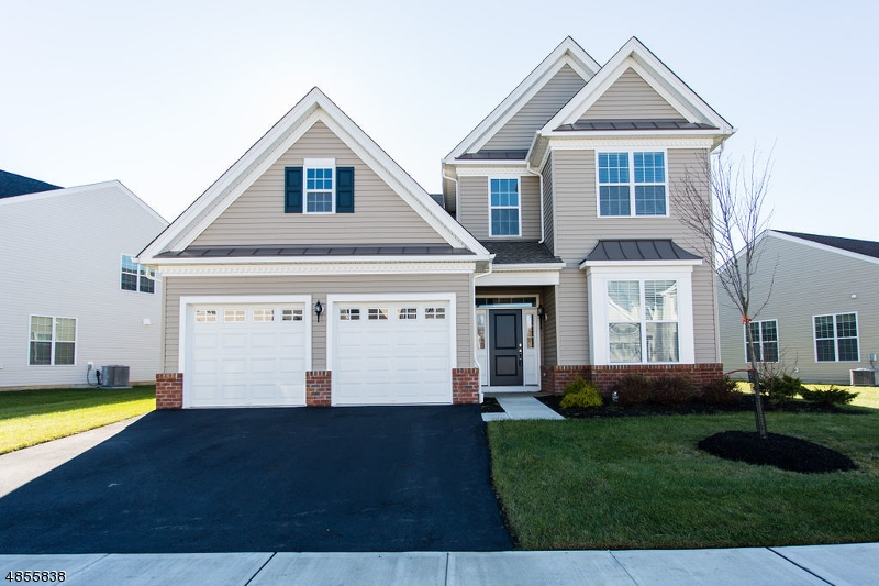 Photo of home for sale at 63 GORDON WAY, Mount Olive Twp. NJ