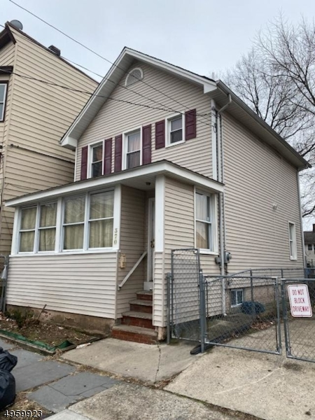 Photo of home for sale at 570 E 23RD ST, Paterson City NJ