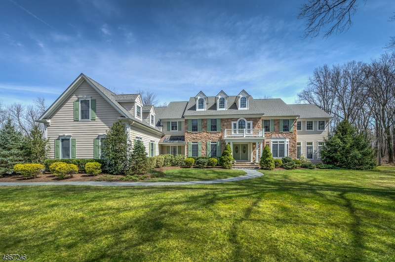 Photo of home for sale at 30 BIRCHWOOD DR, Montgomery Twp. NJ