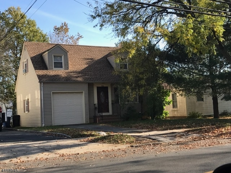 Photo of home for sale at 1408 E FRONT ST, Plainfield City NJ