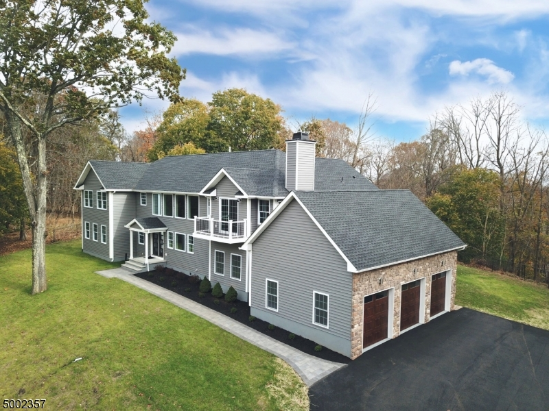 Photo of home for sale at 98 KING GEORGE ROAD, Warren Twp. NJ