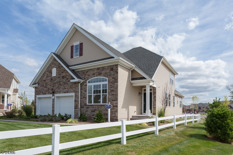Photo of home for sale at 2 LEIDL CIR, Hillsborough Twp. NJ