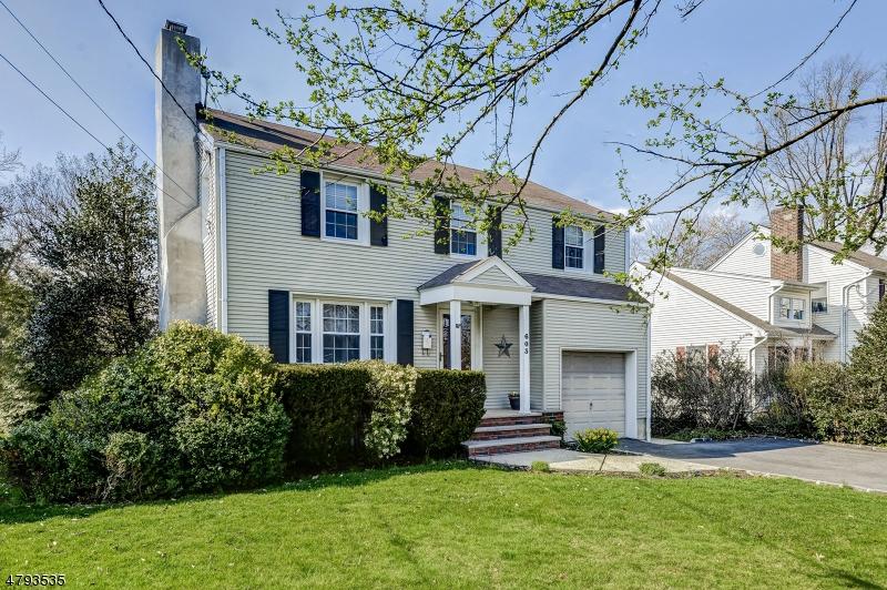 Property for sale at 603 Brookside Pl, Cranford Twp.,  NJ  07016