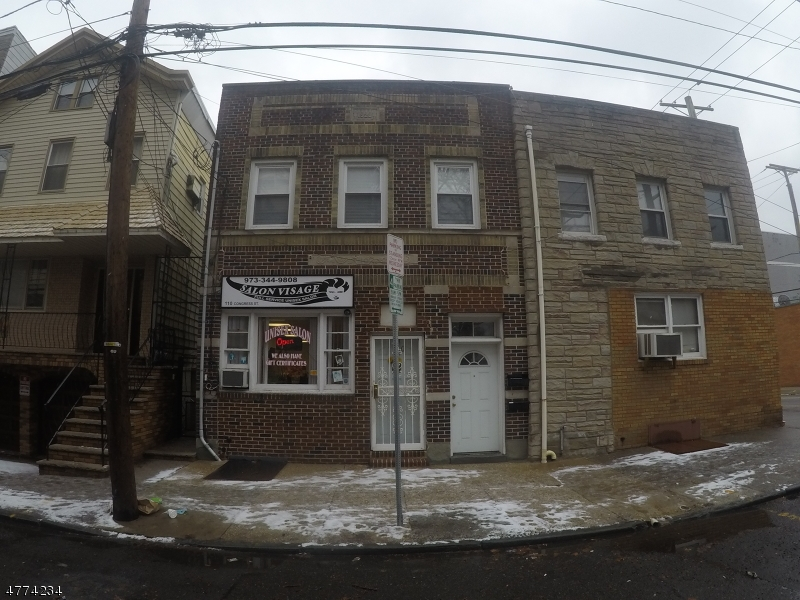 Photo of home for sale at 110 Congress St, Newark City NJ