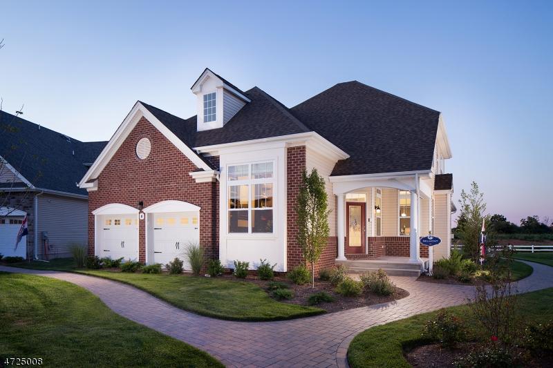 Photo of home for sale at 4 LEIDL CIR, Hillsborough Twp. NJ