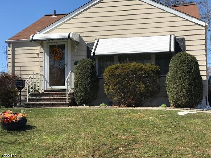 Property for sale at 1106 Kline Pl, Rahway City,  NJ  07065