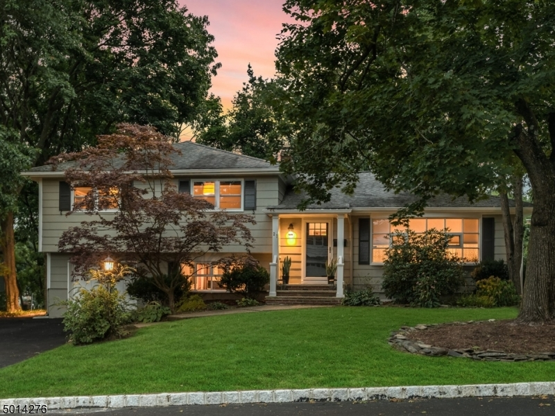 Front of house - Twilight