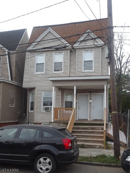 Photo of home for sale at 82 Beverly St, Irvington Twp. NJ