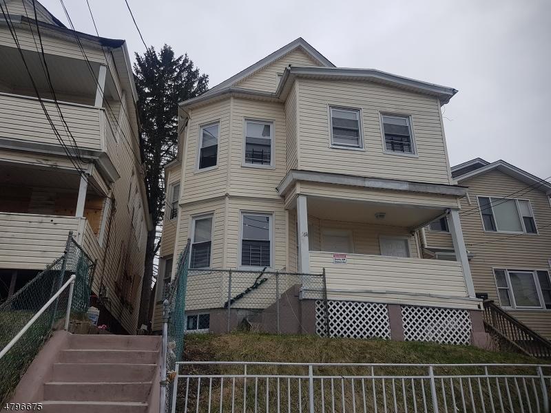 162 Lawrence St Paterson City, NJ 07514 - MLS #: 3463726