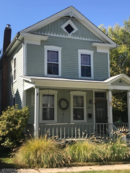 Photo of home for sale at 202 DEPUE ST, Belvidere Twp. NJ