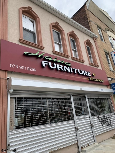 Photo of home for sale at 449 ORANGE ST, Newark City NJ