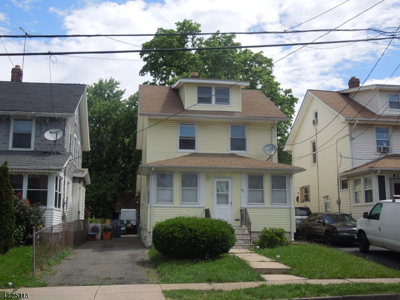 839 MYRTLE ST Elizabeth City, NJ 07202 - MLS #: 3398228