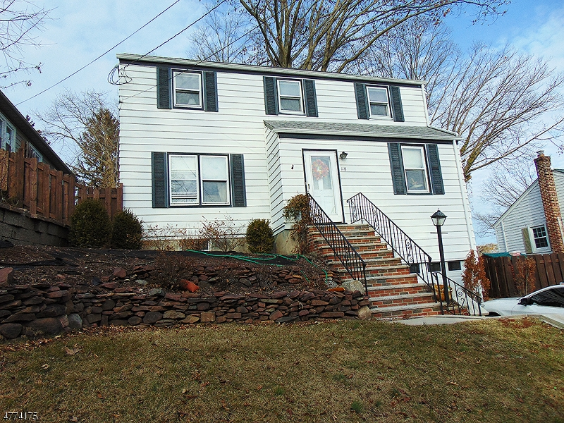Photo of home for sale at 118 Raymond Ave, Nutley Twp. NJ