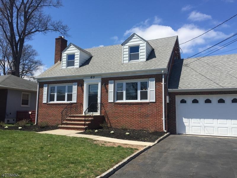 Property for sale at 40 Elmwood Ter, Linden City,  NJ  07036