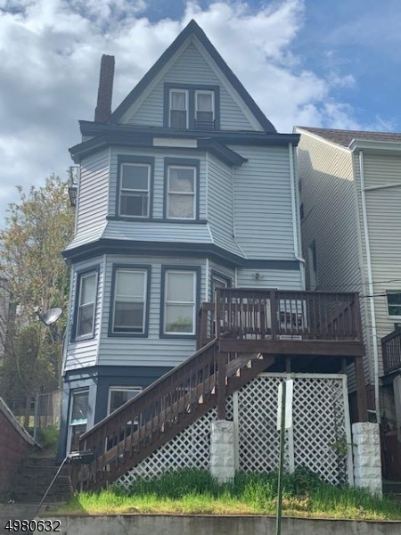 Photo of home for sale at 87 N 4TH ST, Paterson City NJ