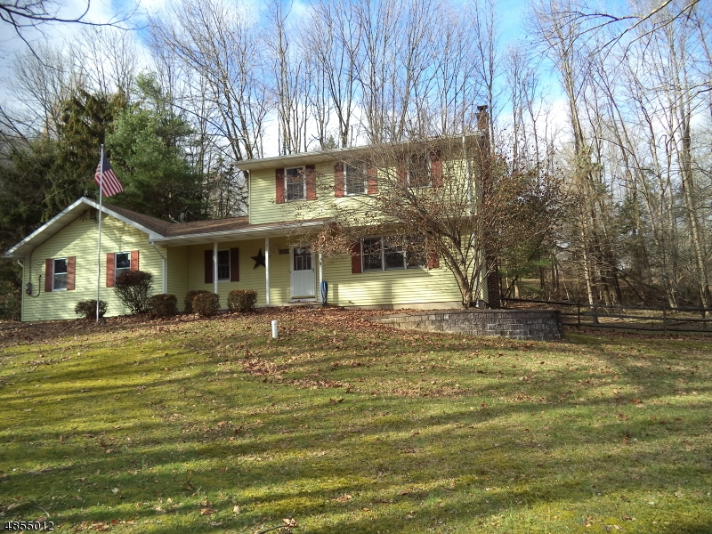 Photo of home for sale at 270 ANDERSEN RD, Holland Twp. NJ