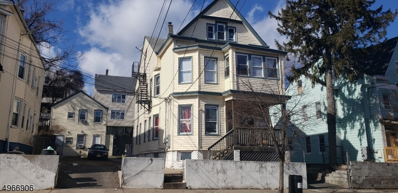 Photo of home for sale at 143 N 4TH ST, Paterson City NJ
