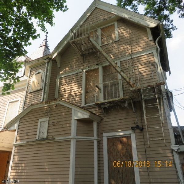236 N WALNUT ST East Orange City, NJ 07017 - MLS #: 3480430