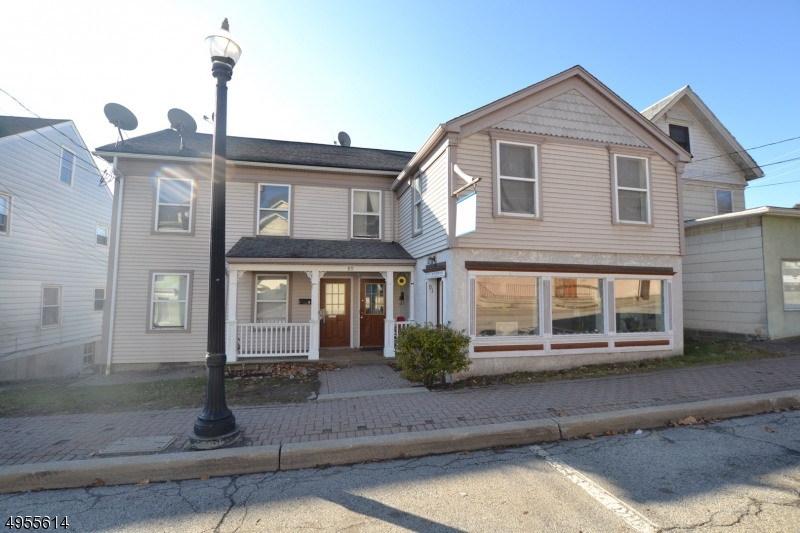 Photo of home for sale at 89 MAIN ST, Sussex Boro NJ