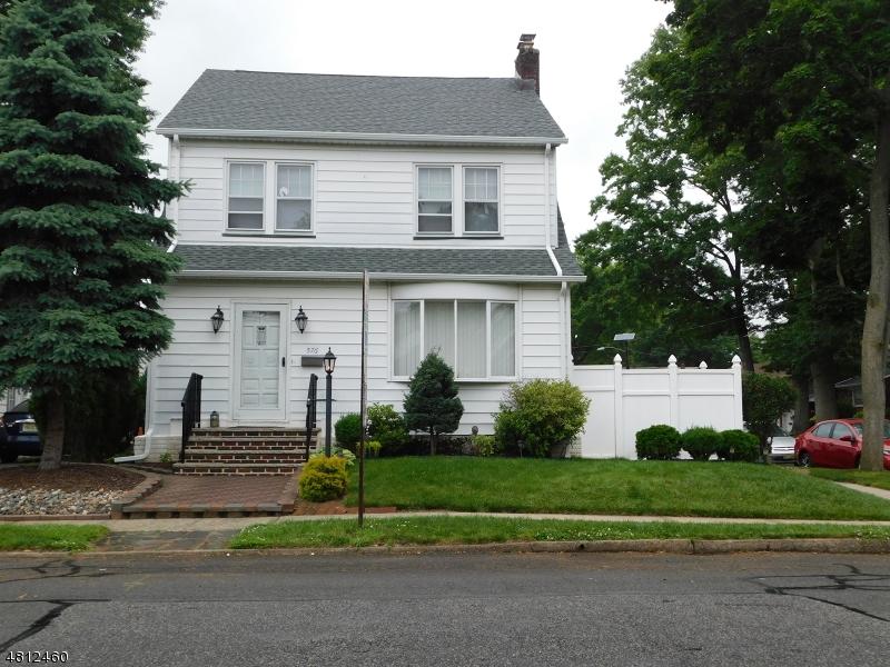 576 BRYANT ST Rahway City, NJ 07065 - MLS #: 3478433