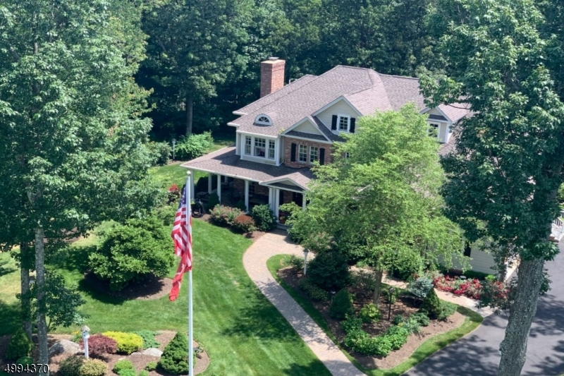 Photo of home for sale at 1 BOULDER CT, Boonton Twp. NJ