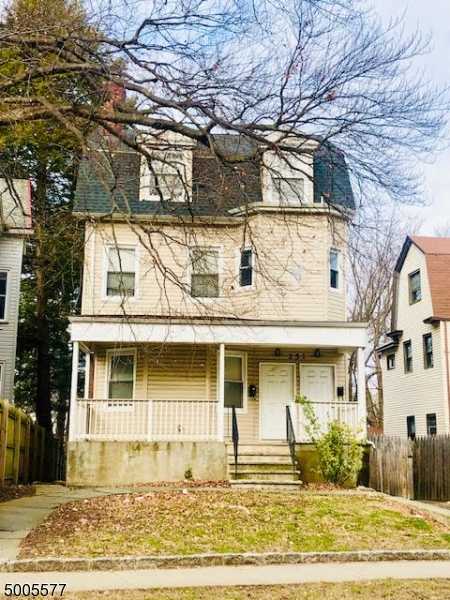 Photo of home for sale at 251 N GROVE ST, East Orange City NJ