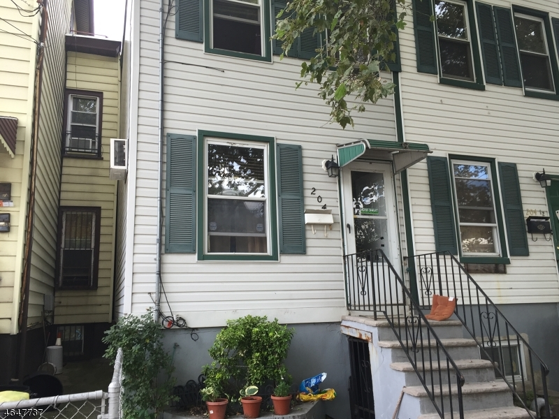 Photo of home for sale at 204 Garside St, Newark City NJ