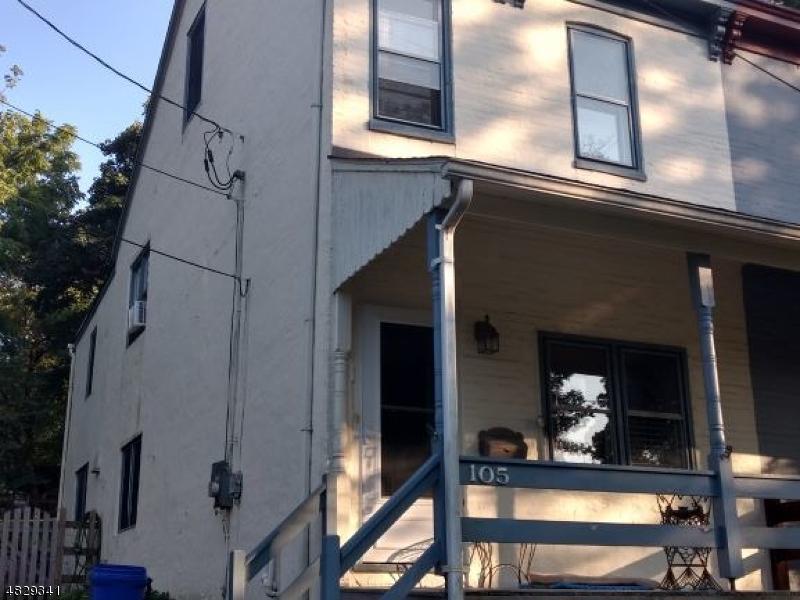 Photo of home for sale at 105 DOUGLAS ST, Lambertville City NJ