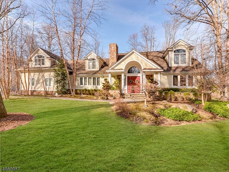 Photo of home for sale at 19 ROBIN RIDGE RD, Upper Saddle River Boro NJ