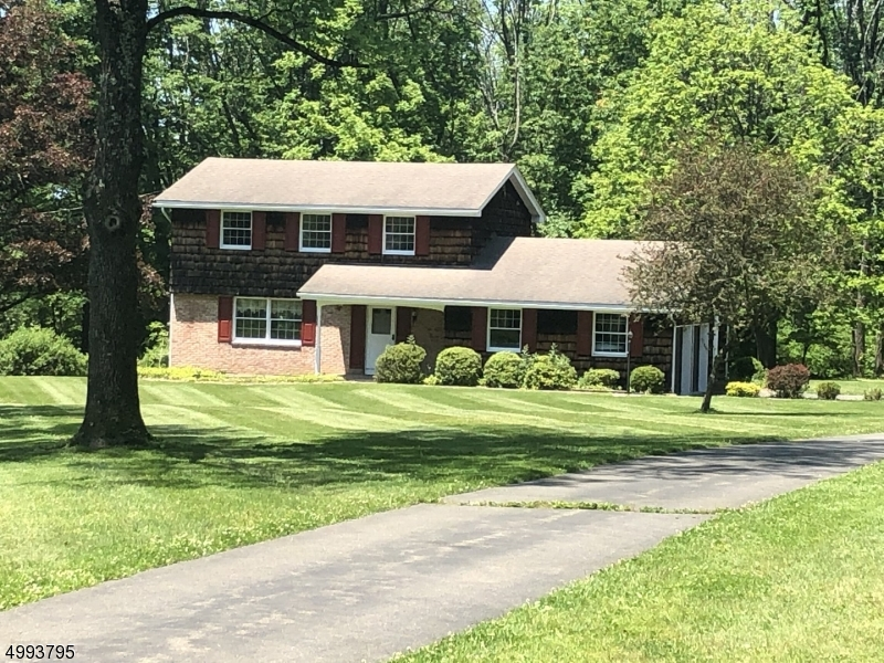 Photo of home for sale at 2150 MILFORD-WARREN GLN, Holland Twp. NJ
